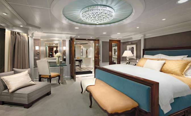 Owner Suite Oceania Cruises