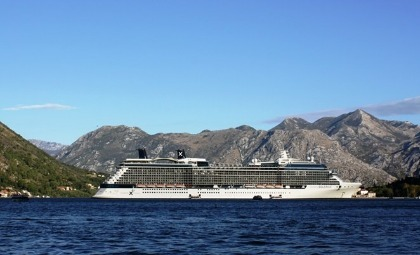 Cruiseschip Celebrity Solstice van rederij Celebrity Cruises