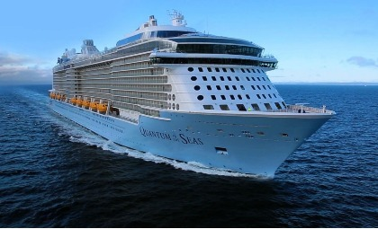 Royal Caribbean cruiseschip Quantum of the Seas