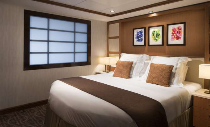 Suite van Celebrity Equinox