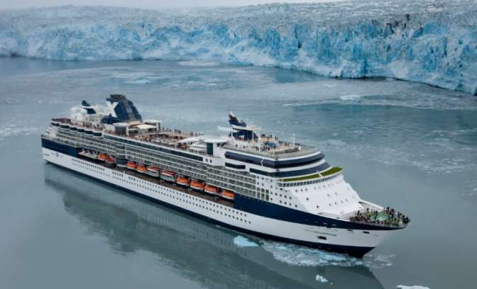 De Celebrity Millennium van Celebrity Cruises