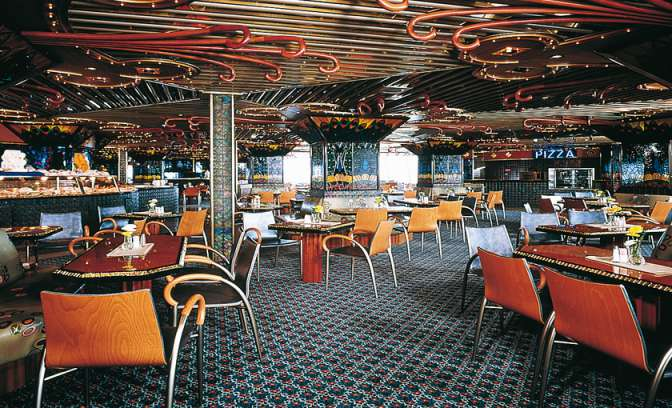 Restaurant Carnival Elation